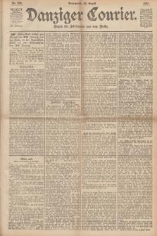 Danziger Courier : Organ für Jedermann aus dem Volke. Jg.12, Nr. 200 (26 August 1893)