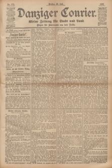 Danziger Courier : Kleine Zeitung für Stadt und Land : Organ für Jedermann aus dem Volke. Jg.14, Nr. 173 (26 Juli 1895) + dod.