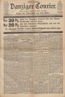 Danziger Courier : Kleine Danziger Zeitung für Stadt und Land : Organ für Jedermann aus dem Volke. Jg.16, Nr. 26 (31 Januar 1897) + dod.
