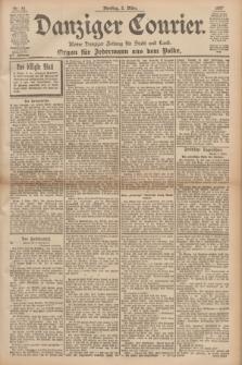 Danziger Courier : Kleine Danziger Zeitung für Stadt und Land : Organ für Jedermann aus dem Volke. Jg.16, Nr. 51 (2 März 1897)