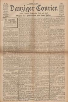 Danziger Courier : Kleine Danziger Zeitung für Stadt und Land : Organ für Jedermann aus dem Volke. Jg.16, Nr. 54 (5 März 1897) + dod.
