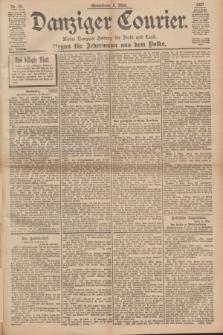 Danziger Courier : Kleine Danziger Zeitung für Stadt und Land : Organ für Jedermann aus dem Volke. Jg.16, Nr. 55 (6 März 1897)
