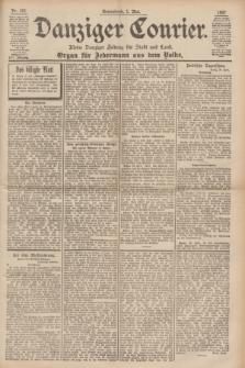 Danziger Courier : Kleine Danziger Zeitung für Stadt und Land : Organ für Jedermann aus dem Volke. Jg.16, Nr. 101 (1 Mai 1897)