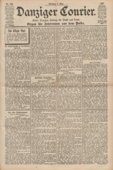 Danziger Courier : Kleine Danziger Zeitung für Stadt und Land : Organ für Jedermann aus dem Volke. Jg.16, Nr. 103 (4 Mai 1897)