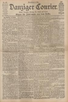 Danziger Courier : Kleine Danziger Zeitung für Stadt und Land : Organ für Jedermann aus dem Volke. Jg.16, Nr. 107 (8 Mai 1897)