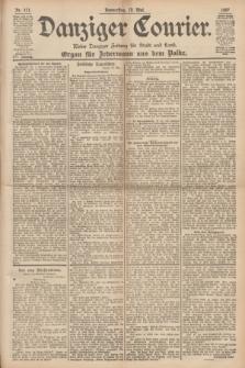 Danziger Courier : Kleine Danziger Zeitung für Stadt und Land : Organ für Jedermann aus dem Volke. Jg.16, Nr. 111 (13 Mai 1897)