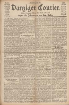 Danziger Courier : Kleine Danziger Zeitung für Stadt und Land : Organ für Jedermann aus dem Volke. Jg.16, Nr. 117 (20 Mai 1897)