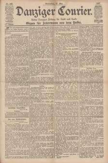 Danziger Courier : Kleine Danziger Zeitung für Stadt und Land : Organ für Jedermann aus dem Volke. Jg.16, Nr. 123 (27 Mai 1897) + dod.