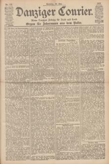 Danziger Courier : Kleine Danziger Zeitung für Stadt und Land : Organ für Jedermann aus dem Volke. Jg.16, Nr. 125 (30 Mai 1897) + dod.