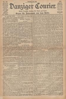 Danziger Courier : Kleine Danziger Zeitung für Stadt und Land : Organ für Jedermann aus dem Volke. Jg.16, Nr. 149 (29 Juni 1897)