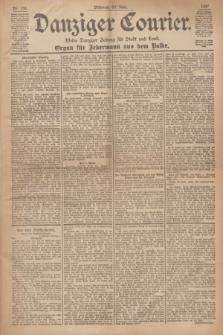 Danziger Courier : Kleine Danziger Zeitung für Stadt und Land : Organ für Jedermann aus dem Volke. Jg.16, Nr. 150 (30 Juni 1897)