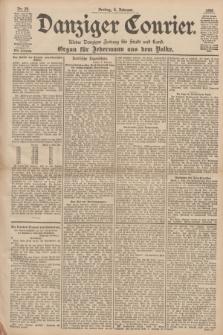 Danziger Courier : Kleine Danziger Zeitung für Stadt und Land : Organ für Jedermann aus dem Volke. Jg.17, Nr. 29 (4 Februar 1898)