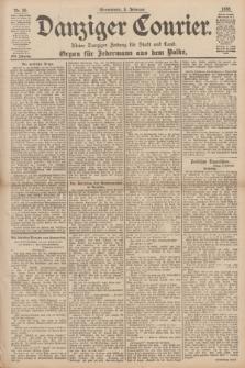 Danziger Courier : Kleine Danziger Zeitung für Stadt und Land : Organ für Jedermann aus dem Volke. Jg.17, Nr. 30 (5 Februar 1898)