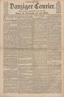 Danziger Courier : Kleine Danziger Zeitung für Stadt und Land : Organ für Jedermann aus dem Volke. Jg.17, Nr. 116 (19 Mai 1898)