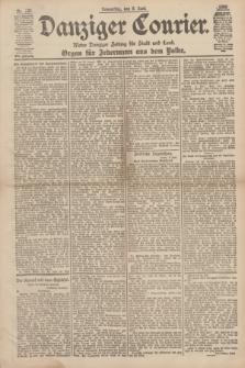 Danziger Courier : Kleine Danziger Zeitung für Stadt und Land : Organ für Jedermann aus dem Volke. Jg.17, Nr. 132 (9 Juni 1898)