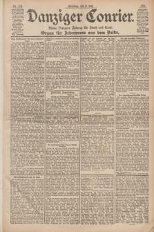 Danziger Courier : Kleine Danziger Zeitung für Stadt und Land : Organ für Jedermann aus dem Volke. Jg.17, Nr. 153 (3 Juli 1898) + dod.