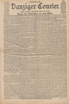 Danziger Courier : Kleine Danziger Zeitung für Stadt und Land : Organ für Jedermann aus dem Volke. Jg.17, Nr. 157 (8 Juli 1898)