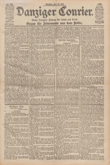 Danziger Courier : Kleine Danziger Zeitung für Stadt und Land : Organ für Jedermann aus dem Volke. Jg.17, Nr. 160 (12 Juli 1898)
