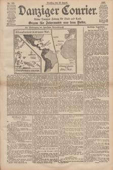 Danziger Courier : Kleine Danziger Zeitung für Stadt und Land : Organ für Jedermann aus dem Volke. Jg.17, Nr. 196 (23 August 1898)