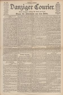 Danziger Courier : Kleine Danziger Zeitung für Stadt und Land : Organ für Jedermann aus dem Volke. Jg.17, Nr. 235 (7 Oktober 1898)