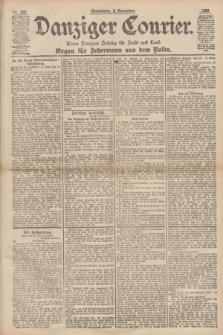 Danziger Courier : Kleine Danziger Zeitung für Stadt und Land : Organ für Jedermann aus dem Volke. Jg.17, Nr. 260 (5 November 1898)