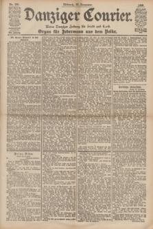 Danziger Courier : Kleine Danziger Zeitung für Stadt und Land : Organ für Jedermann aus dem Volke. Jg.17, Nr. 280 (30 November 1898)