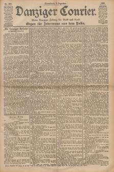 Danziger Courier : Kleine Danziger Zeitung für Stadt und Land : Organ für Jedermann aus dem Volke. Jg.17, Nr. 283 (3 Dezember 1898)
