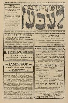 Radomer-Kielcer Leben. 1928, nr16