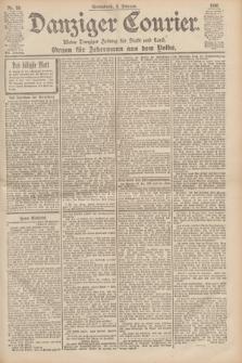 Danziger Courier : Kleine Danziger Zeitung für Stadt und Land : Organ für Jedermann aus dem Volke. Jg.19, Nr. 28 (3 Februar 1900)