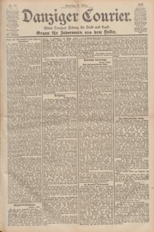 Danziger Courier : Kleine Danziger Zeitung für Stadt und Land : Organ für Jedermann aus dem Volke. Jg.19, Nr. 53 (4 März 1900) + dod.