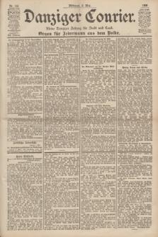 Danziger Courier : Kleine Danziger Zeitung für Stadt und Land : Organ für Jedermann aus dem Volke. Jg.19, Nr. 101 (2 Mai 1900)