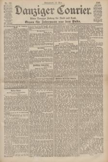 Danziger Courier : Kleine Danziger Zeitung für Stadt und Land : Organ für Jedermann aus dem Volke. Jg.19, Nr. 110 (12 Mai 1900)