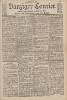 Danziger Courier : Kleine Danziger Zeitung für Stadt und Land : Organ für Jedermann aus dem Volke. Jg.19, Nr. 112 (15 Mai 1900)