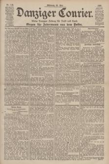 Danziger Courier : Kleine Danziger Zeitung für Stadt und Land : Organ für Jedermann aus dem Volke. Jg.19, Nr. 119 (23 Mai 1900)