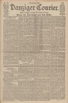 Danziger Courier : Kleine Danziger Zeitung für Stadt und Land : Organ für Jedermann aus dem Volke. Jg.19, Nr. 130 (7 Juni 1900)