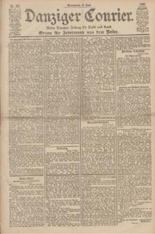 Danziger Courier : Kleine Danziger Zeitung für Stadt und Land : Organ für Jedermann aus dem Volke. Jg.19, Nr. 132 (9 Juni 1900)