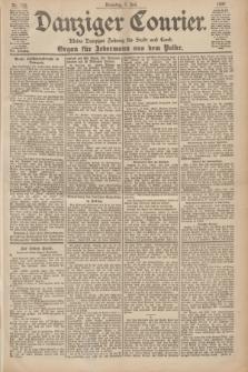 Danziger Courier : Kleine Danziger Zeitung für Stadt und Land : Organ für Jedermann aus dem Volke. Jg.19, Nr. 152 (3 Juli 1900)