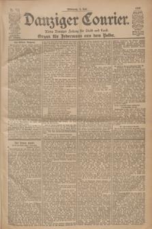 Danziger Courier : Kleine Danziger Zeitung für Stadt und Land : Organ für Jedermann aus dem Volke. Jg.19, Nr. 153 (4 Juli 1900)