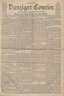 Danziger Courier : Kleine Danziger Zeitung für Stadt und Land : Organ für Jedermann aus dem Volke. Jg.19, Nr. 155 (6 Juli 1900)