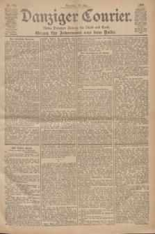 Danziger Courier : Kleine Danziger Zeitung für Stadt und Land : Organ für Jedermann aus dem Volke. Jg.19, Nr. 158 (10 Juli 1900)