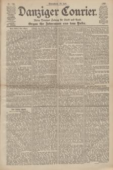 Danziger Courier : Kleine Danziger Zeitung für Stadt und Land : Organ für Jedermann aus dem Volke. Jg.19, Nr. 162 (14 Juli 1900)