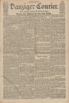 Danziger Courier : Kleine Danziger Zeitung für Stadt und Land : Organ für Jedermann aus dem Volke. Jg.19, Nr. 175 (29 Juli 1900) + dod.