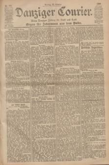 Danziger Courier : Kleine Danziger Zeitung für Stadt und Land : Organ für Jedermann aus dem Volke. Jg.19, Nr. 239 (12 Oktober 1900)