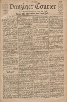 Danziger Courier : Kleine Danziger Zeitung für Stadt und Land : Organ für Jedermann aus dem Volke. Jg.19, Nr. 255 (31 Oktober 1900)