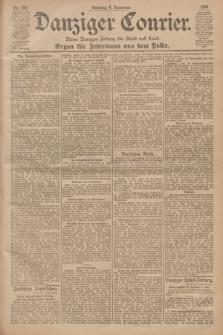 Danziger Courier : Kleine Danziger Zeitung für Stadt und Land : Organ für Jedermann aus dem Volke. Jg.19, Nr. 259 (4 November 1900) + dod.