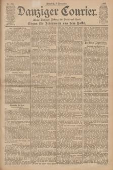 Danziger Courier : Kleine Danziger Zeitung für Stadt und Land : Organ für Jedermann aus dem Volke. Jg.19, Nr. 261 (7 November 1900)