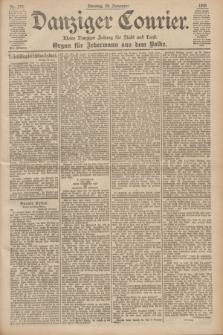 Danziger Courier : Kleine Danziger Zeitung für Stadt und Land : Organ für Jedermann aus dem Volke. Jg.19, Nr. 272 (20 November 1900)