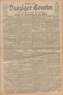 Danziger Courier : Kleine Danziger Zeitung für Stadt und Land : Organ für Jedermann aus dem Volke. Jg.20, Nr. 52 (2 März 1901)
