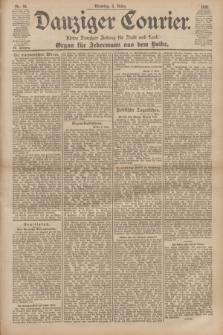 Danziger Courier : Kleine Danziger Zeitung für Stadt und Land : Organ für Jedermann aus dem Volke. Jg.20, Nr. 54 (5 März 1901)