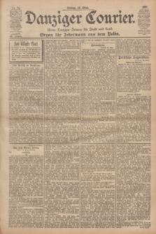 Danziger Courier : Kleine Danziger Zeitung für Stadt und Land : Organ für Jedermann aus dem Volke. Jg.20, Nr. 75 (29 März 1901)